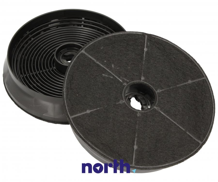 Filtr węglowy w obudowie okrągły do okapu Gorenje AH126 432462,1