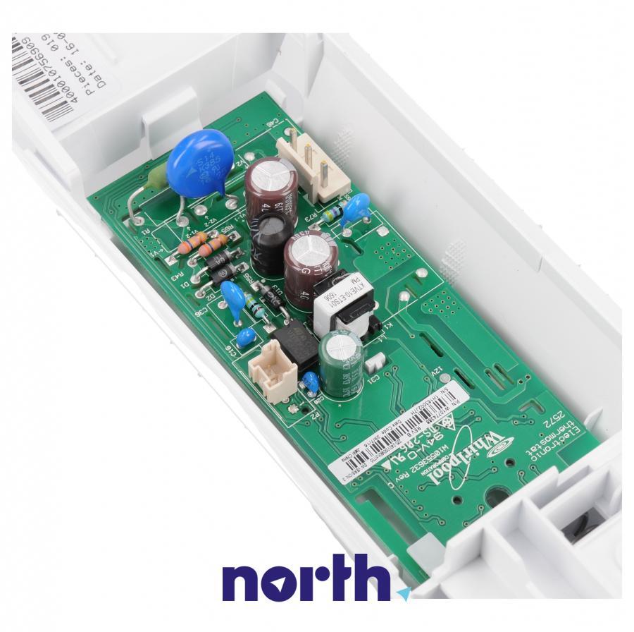 Termostat elektroniczny do lodówki Whirlpool 481010756909,3