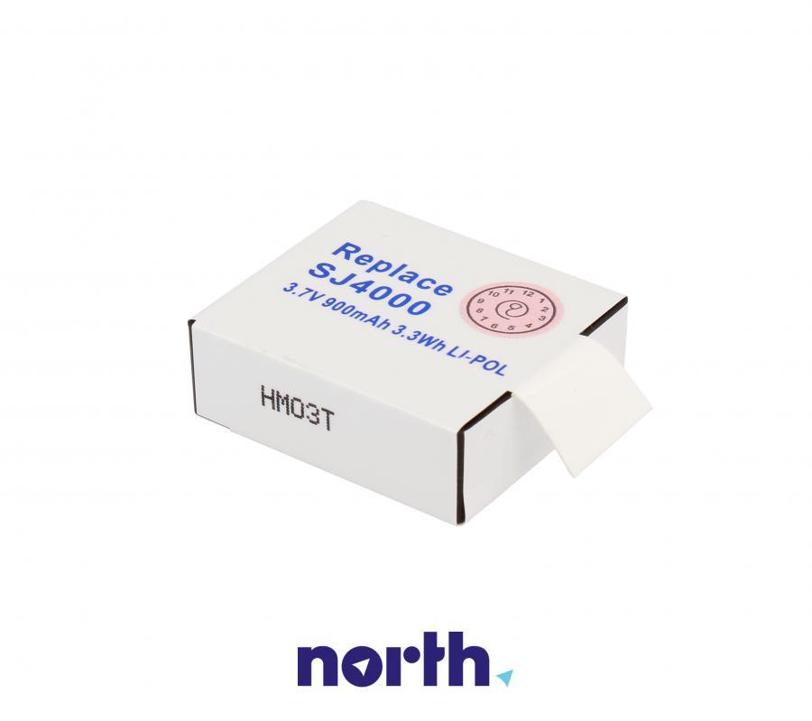Akumulator 3.7V 900mAh do kamery Qumox SJ4000,0