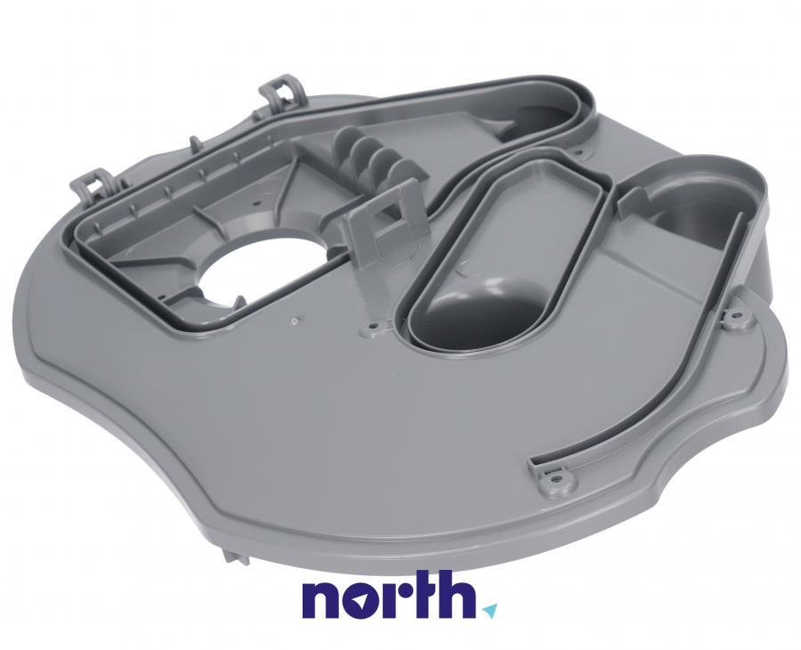 Pokrywa górna zbiornika zespołu filtra wodnego do odkurzacza Zelmer 00797433,1