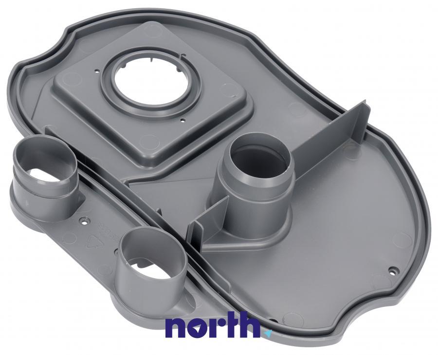 Pokrywa górna zbiornika zespołu filtra wodnego do odkurzacza Zelmer 00797433,2