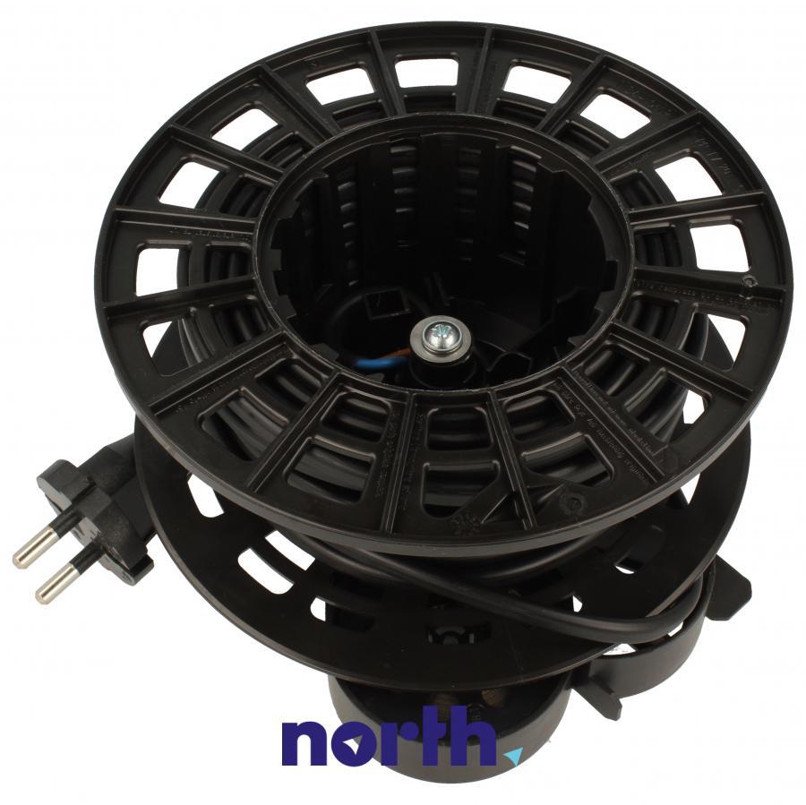 Zwijacz kabla z kablem zasilającym i wtyczką do odkurzacza Siemens 12005251,2