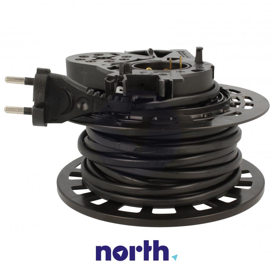 Zwijacz kabla z kablem zasilającym i wtyczką do odkurzacza Siemens 12005251,5