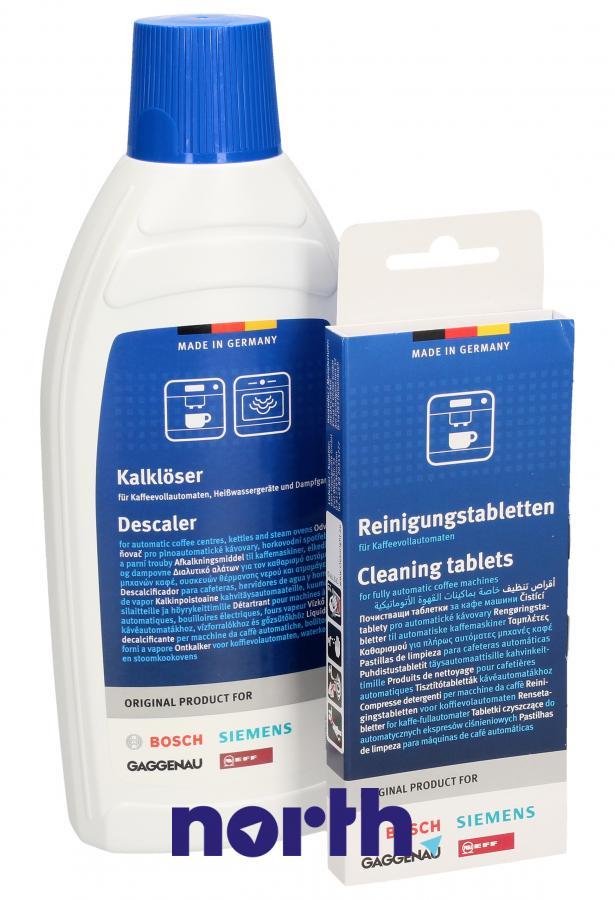 Zestaw do konserwacji do ekspresu Bosch TCZ6001 00311813,0