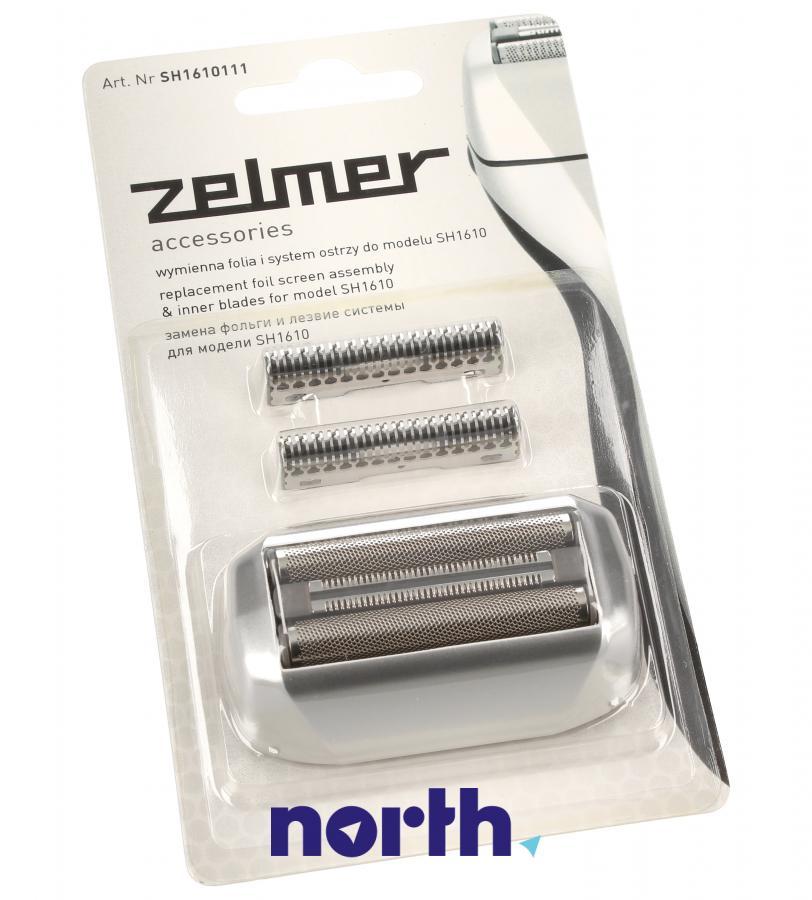 Folia + blok ostrzy + noże do golarki Zelmer ZSHA1610 00578556,0