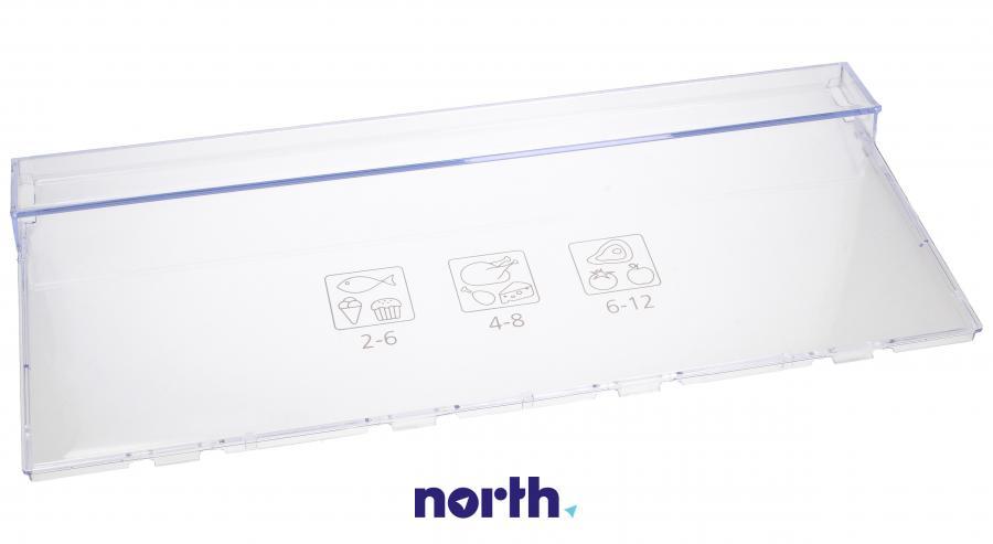 Front szuflady górnej do komory zamrażarki do lodówki Beko 5906370300,0