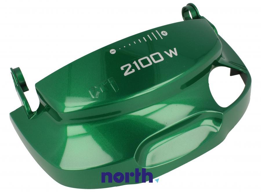 Pokrywa obudowy na ssawki do odkurzacza Zelmer 00797394,0