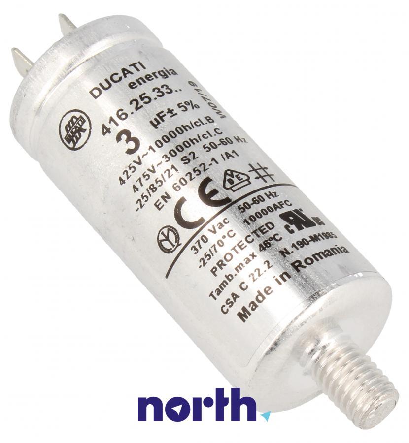 Kondensator rozruchowy 416253329,0