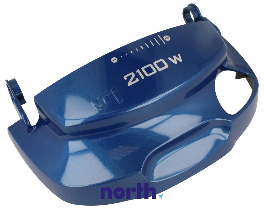 Pokrywa obudowy na ssawki do odkurzacza Zelmer 00797395,0