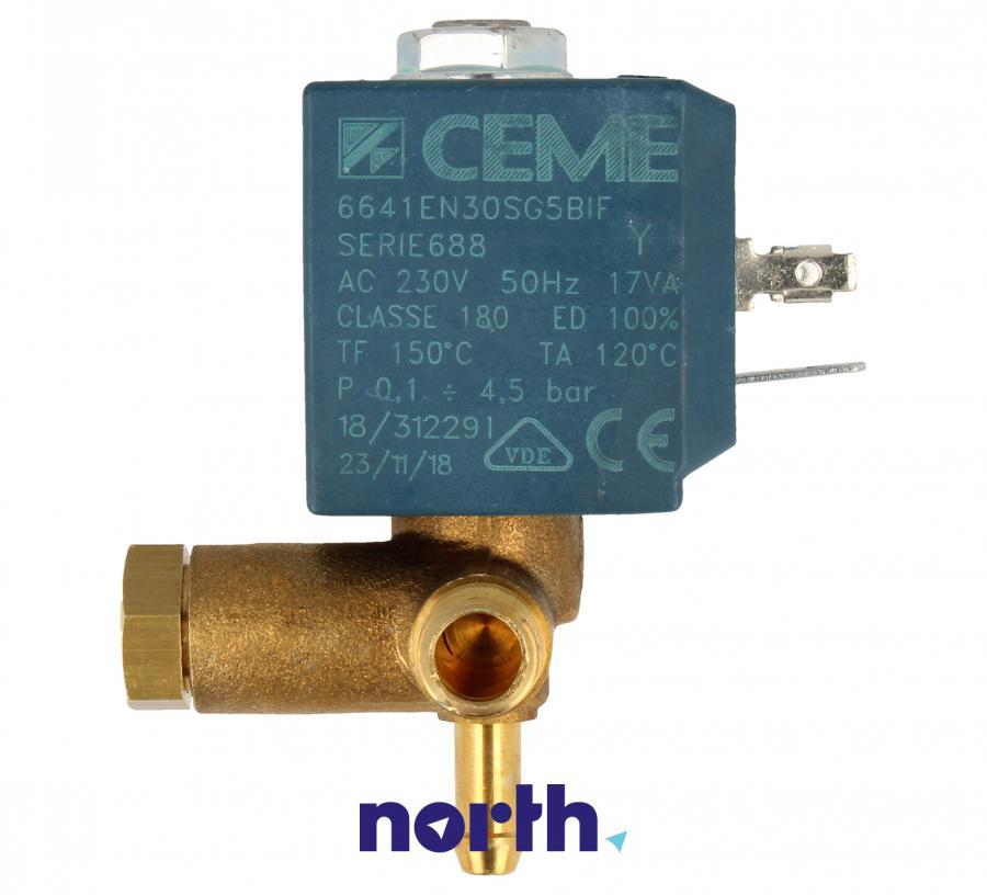 Elektrozawór do żelazka DeLonghi 5212810141,3