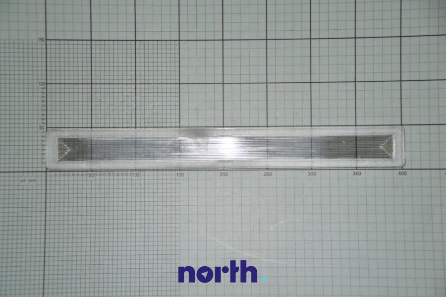 Osłona płytki LED do lodówki Amica 1033958,0