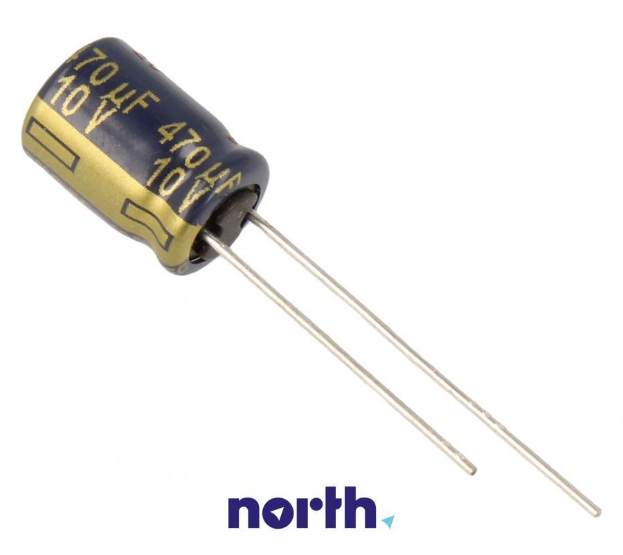 470uF | 10V Kondensator elektrolityczny 105°C EEUFC1A471 11.5mm/8mm,0