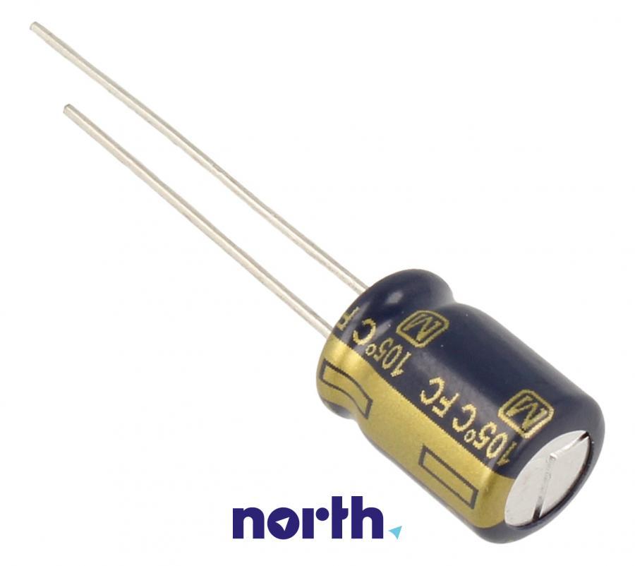 470uF | 10V Kondensator elektrolityczny 105°C EEUFC1A471 11.5mm/8mm,1