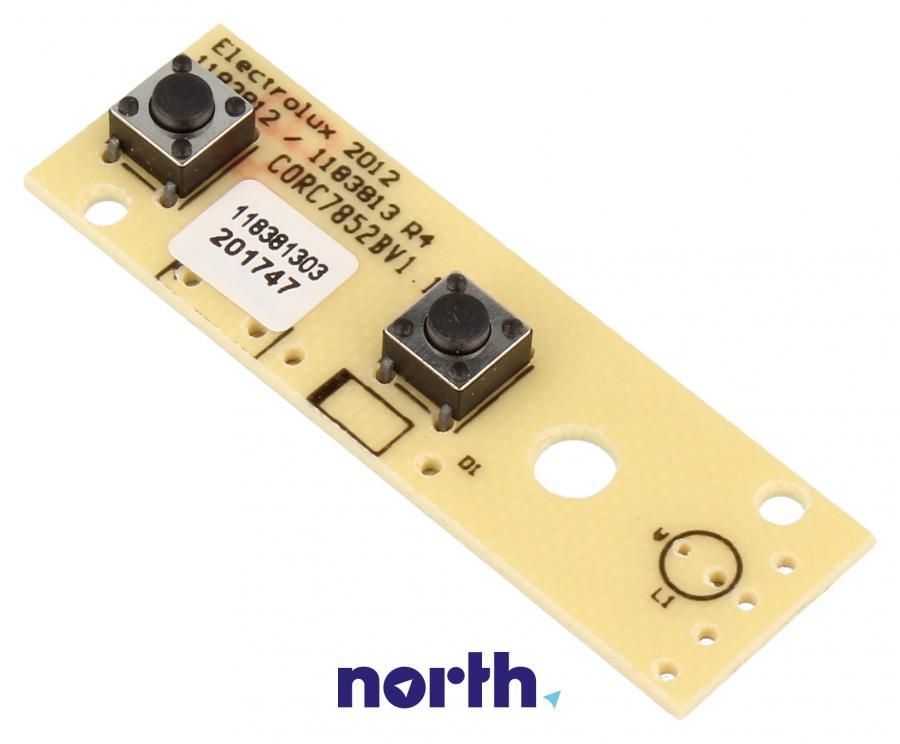 Płytka elektroniki do odkurzacza Electrolux 1183813037,0