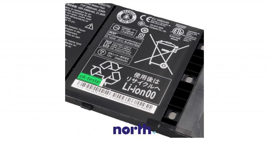 Bateria do laptopa Acer KT00303015,3