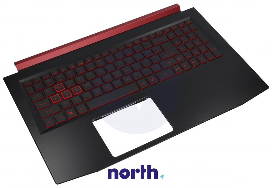 Obudowa górna + klawiatura do laptopa Acer 6BQ2SN2001,0