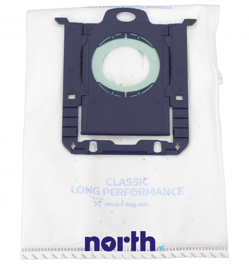 Worki S-Bag Classic Long Performance E201P 4szt. do odkurzacza Electrolux,2