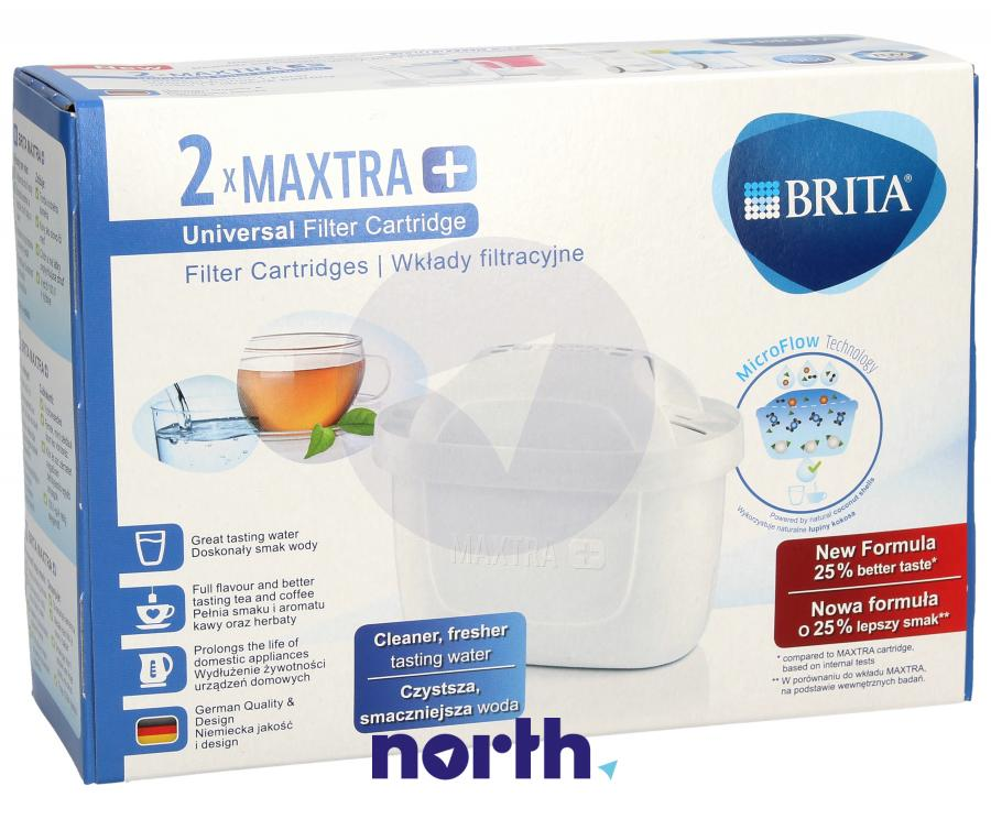 Wkład do dzbanka filtrującego Brita MAXTRA+ 1023118,0