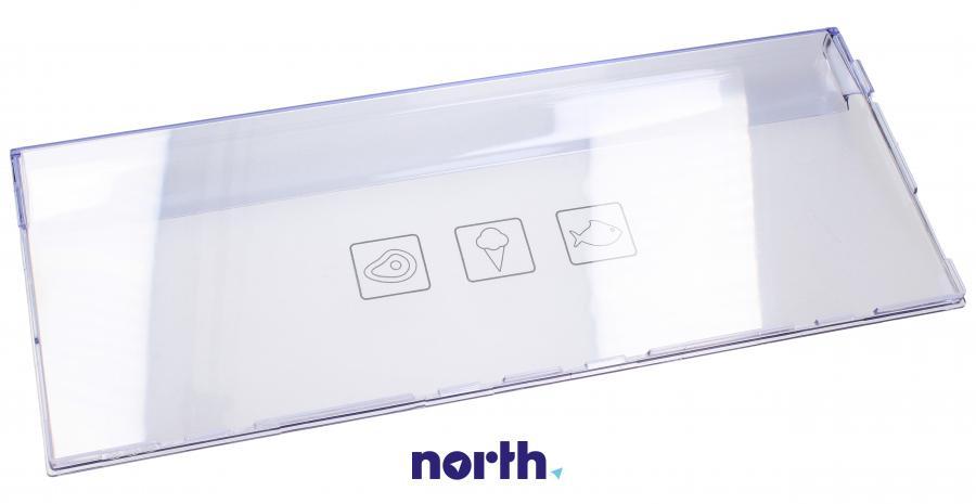 Front szuflady zamrażarki do lodówki Beko 4640620100,1
