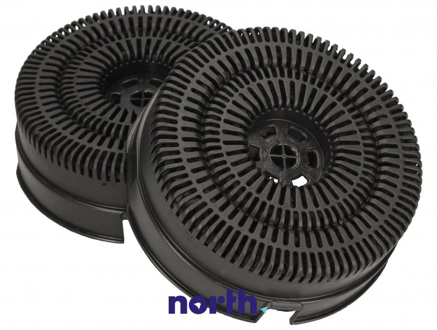 Filtr węglowy w obudowie okrągły do okapu Electrolux 4055374690,0