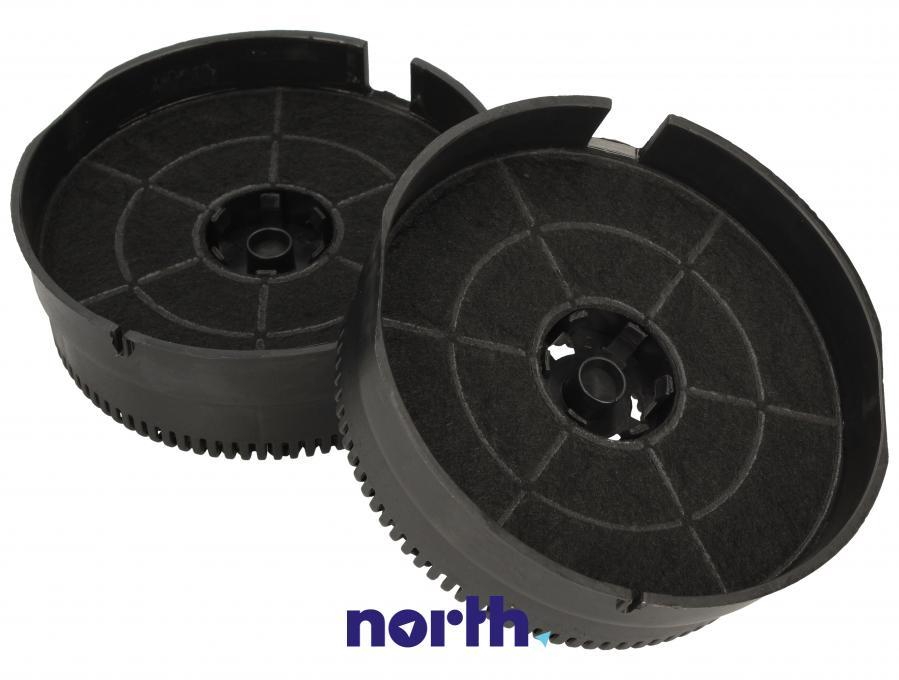 Filtr węglowy w obudowie okrągły do okapu Electrolux 4055374690,1