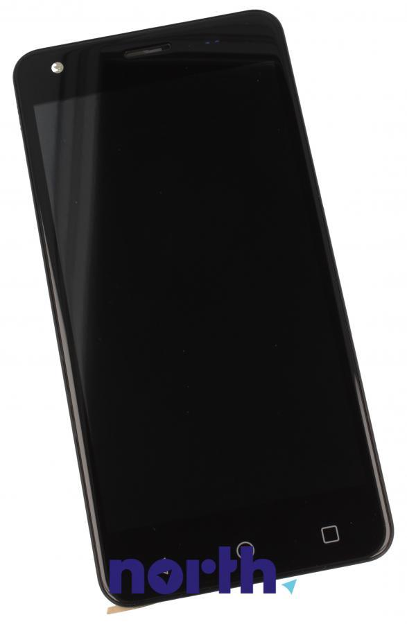 Panel dotykowy z wyświetlaczem w obudowie do smartfona Acer Z6ELCDBLACK,0