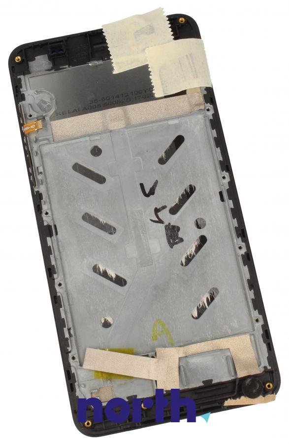 Panel dotykowy z wyświetlaczem w obudowie do smartfona Acer Z6ELCDBLACK,1