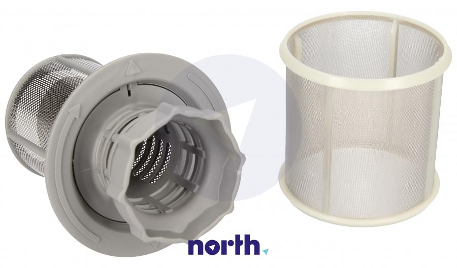Filtr zgrubny + mikrofiltr do zmywarki Bosch 10002494,1