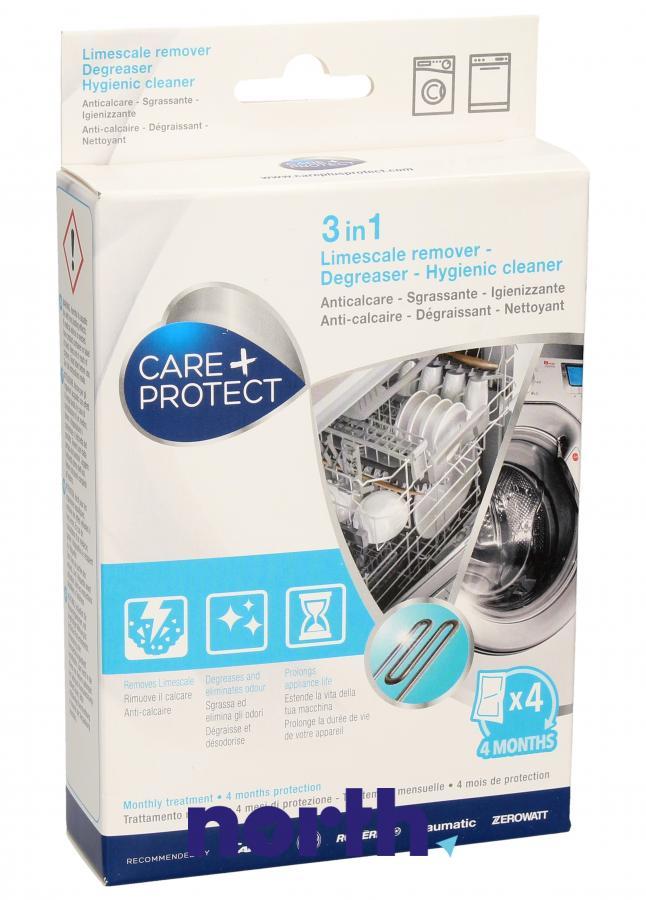 Odkamieniacz do zmywarki i pralki Bosch 35601769 200g,0