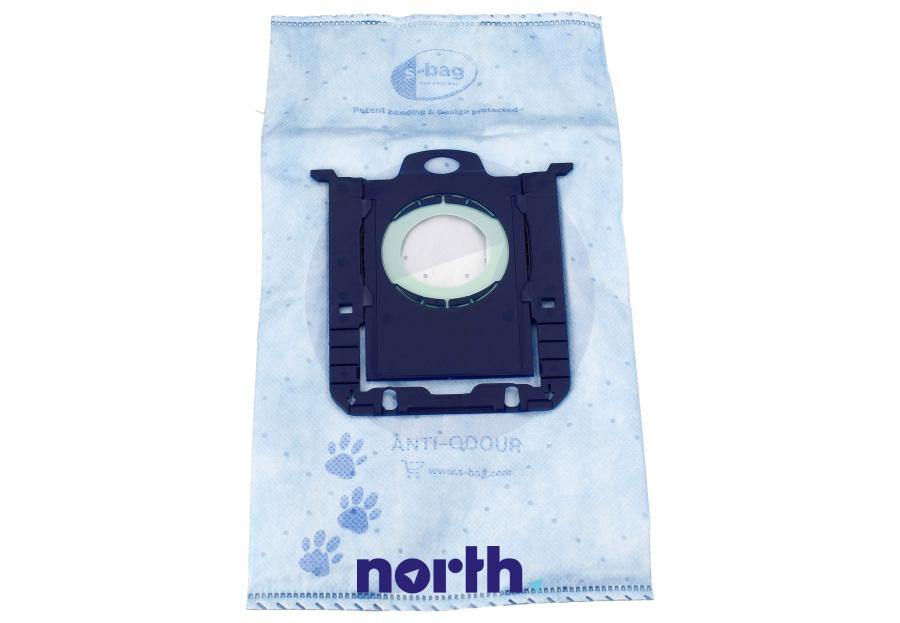 Worki S-Bag Anti-Odour E203S 4szt. do odkurzacza Electrolux,4