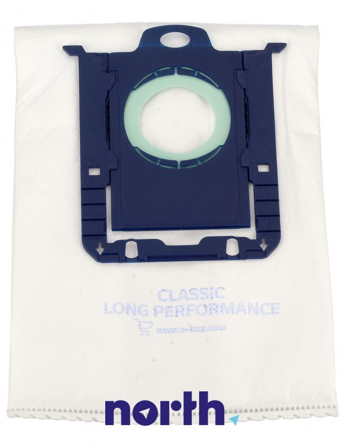 Worki S-Bag Classic Long Performance E201SM 12szt. do odkurzacza Electrolux,4