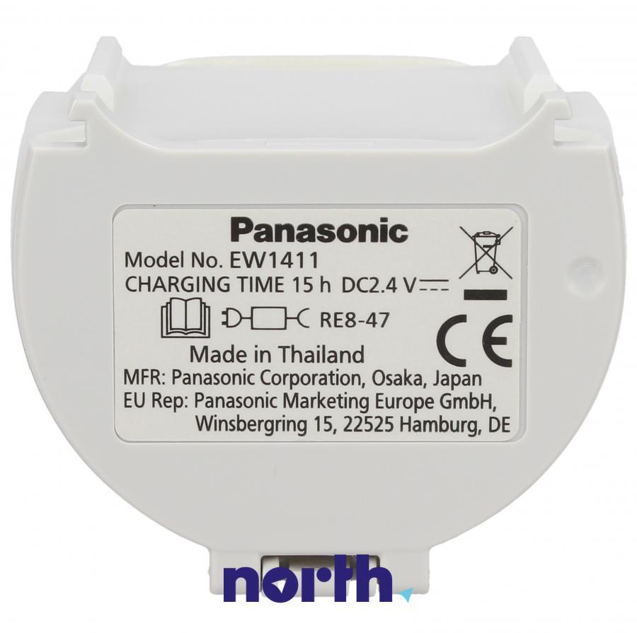 Zbiornik wody do irygatora do zębów Panasonic EW1411TA8HW,3