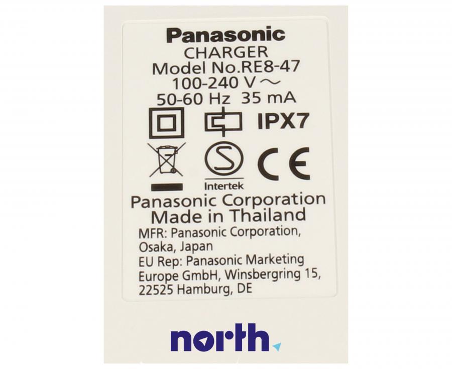 Ładowarka do szczoteczki do zębów Panasonic EW1411CR845W,3