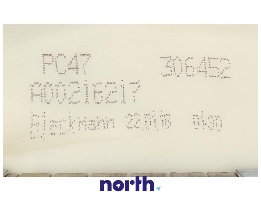 Grzałka przepływowa z uszczelką do zmywarki Electrolux 140002162174,4