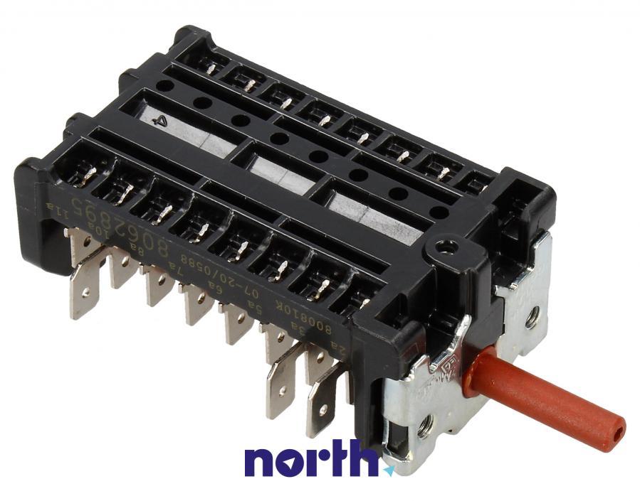 Przełącznik funkcji (impulsowy) do piekarnika Amica 8062895,2
