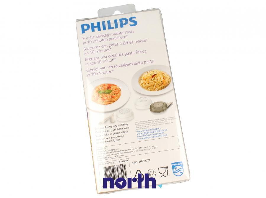 Wykrojnik do maszynki do makaronu Philips HR249509,1