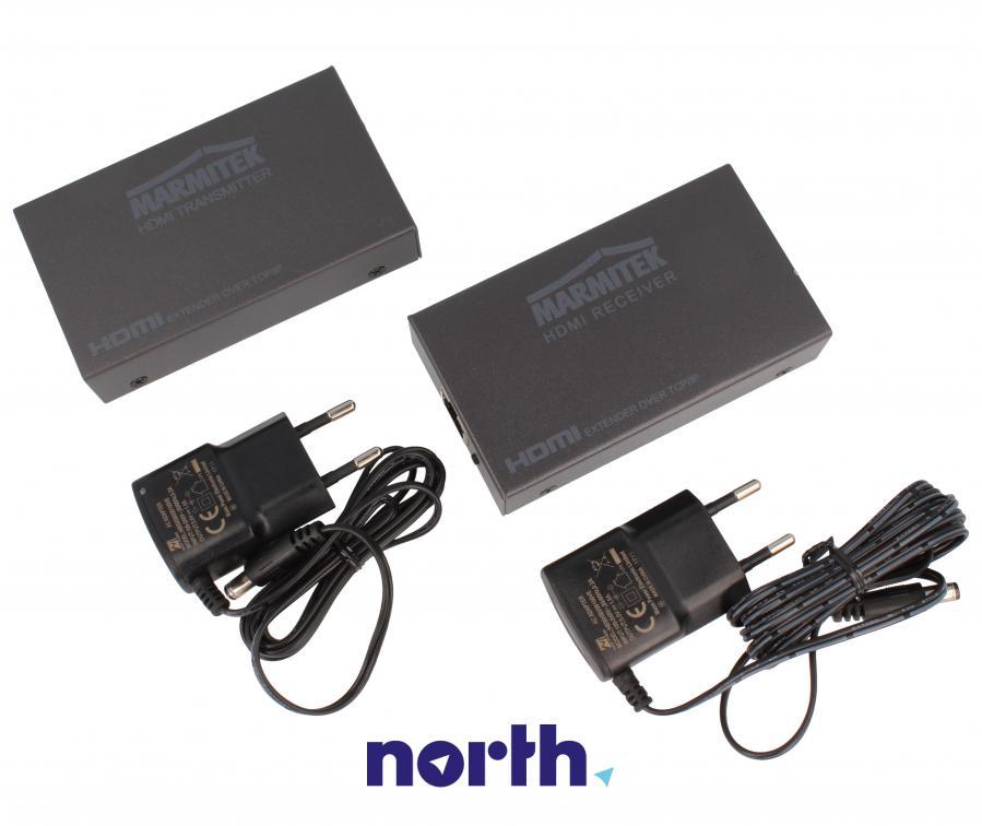 Transmiter + odbiornik sygnału HDMI 08314,2