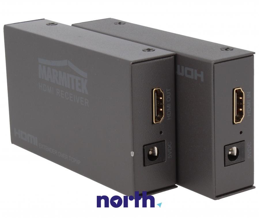 Transmiter + odbiornik sygnału HDMI 08314,4