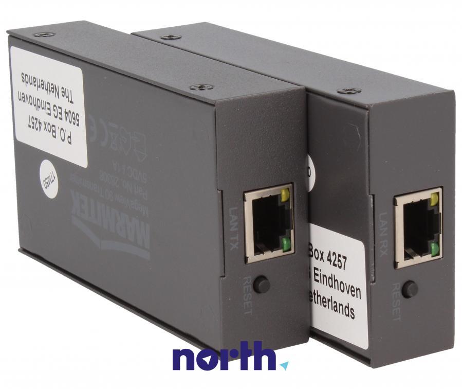 Transmiter + odbiornik sygnału HDMI 08314,5