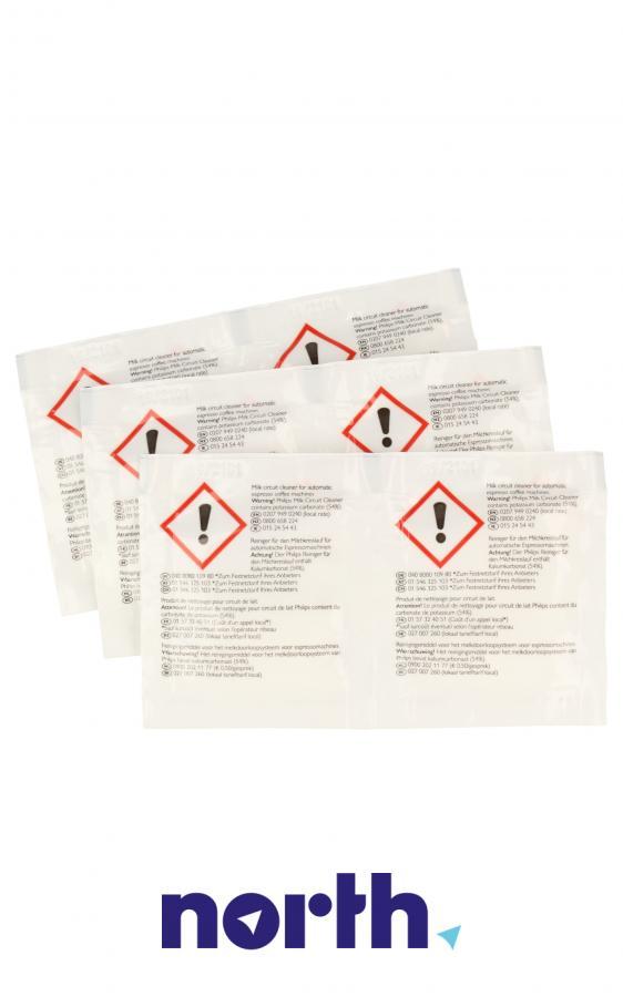 Proszek do czyszczenia obiegu mleka do ekspresu Philips CA670510,1