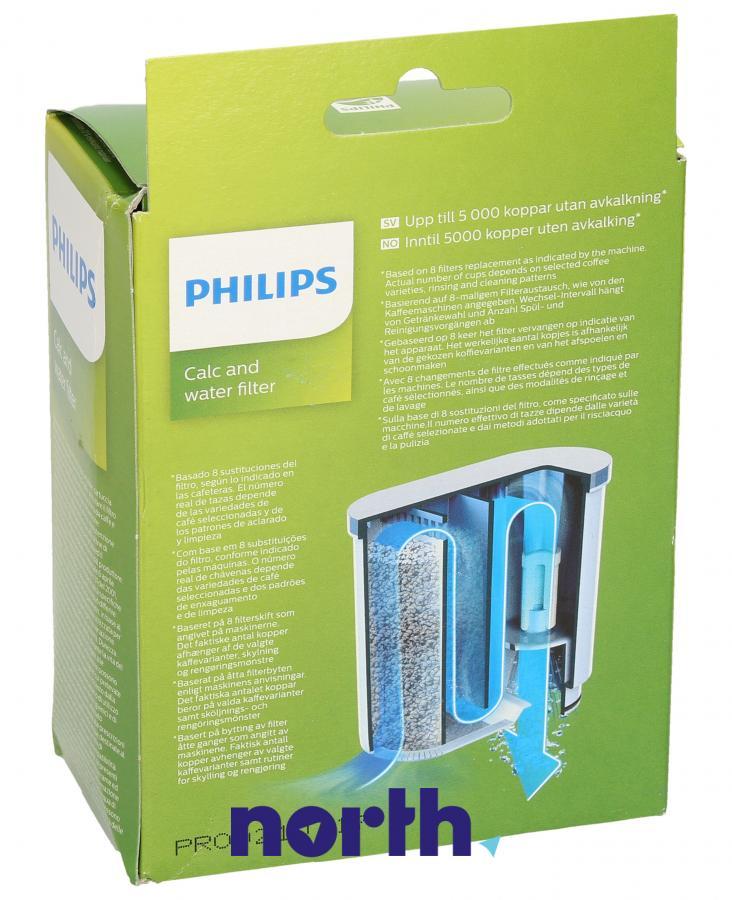 Filtr wody antywapienny do ekspresu Philips CA6903/10,2