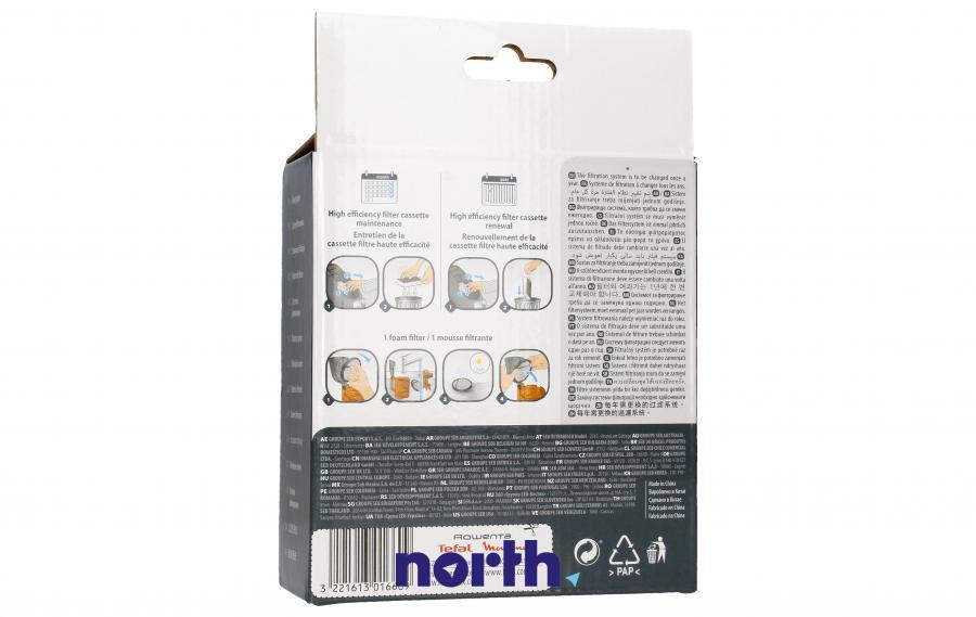 Filtry HEPA 2szt. do odkurzacza Rowenta ZR005901,1