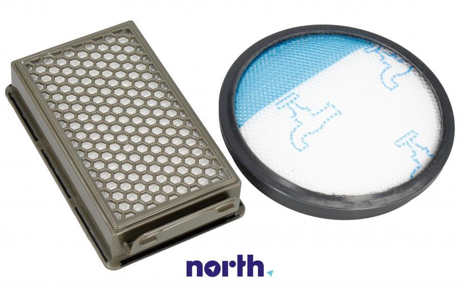 Filtry HEPA 2szt. do odkurzacza Rowenta ZR005901,2
