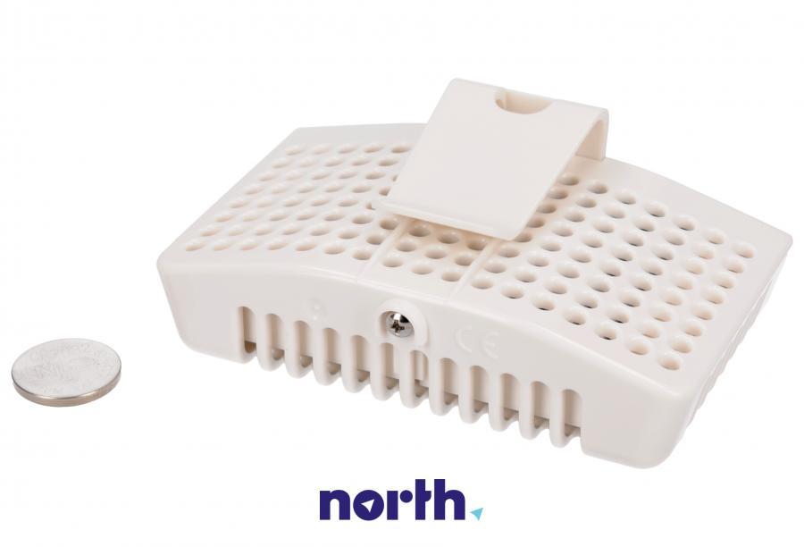 Filtr powietrza z obudową do lodówki Whirlpool 484000008928,2