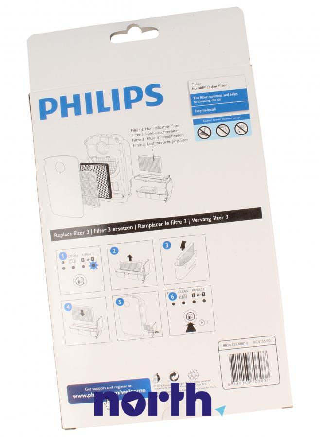 Filtr nawilżacza do oczyszczacza powietrza Philips AC4155/00,1