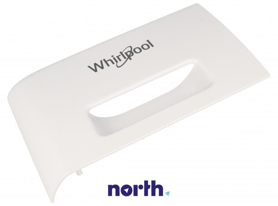 Front szuflady na proszek do pralki Whirlpool 481010916823,0