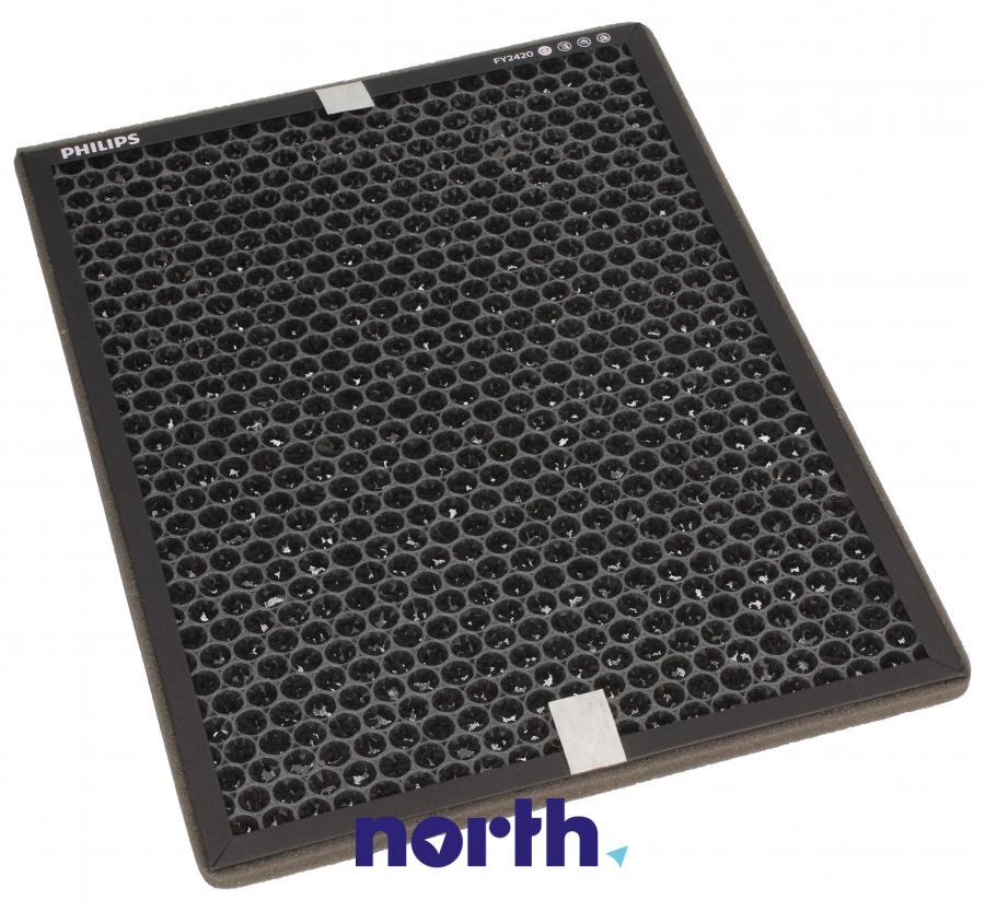Filtr węglowy aktywny do oczyszczacza powietrza Philips FY2420/30 FY2420/30,2