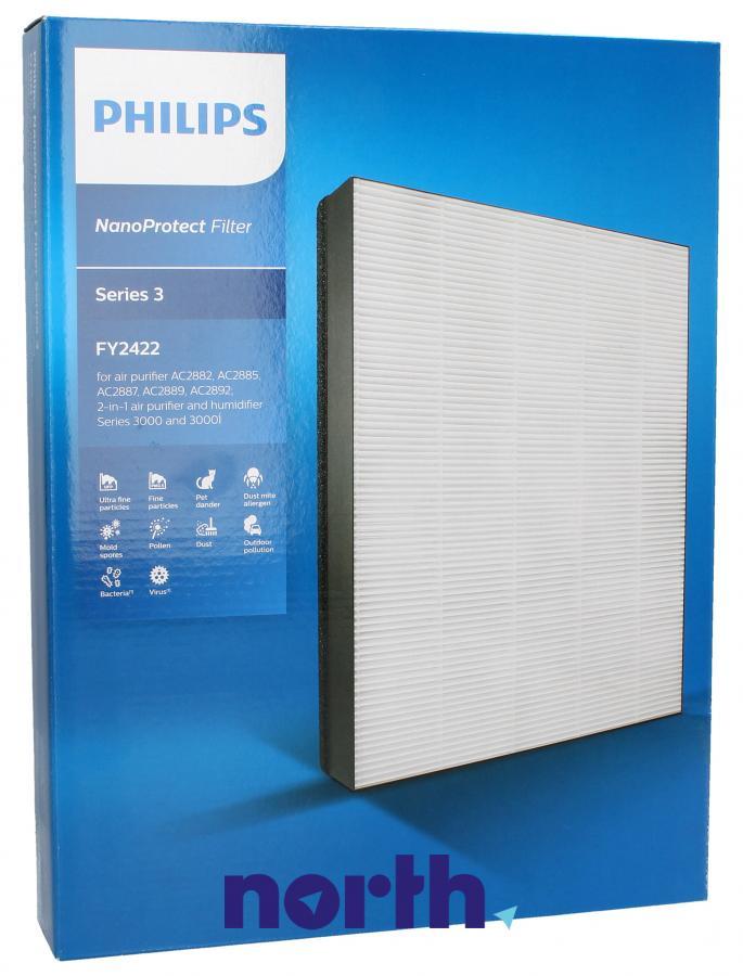 Filtr HEPA do oczyszczacza powietrza Philips FY2422/30,0
