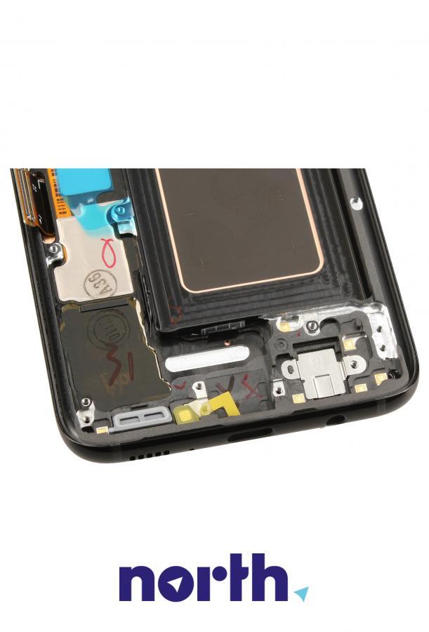 Panel dotykowy z wyświetlaczem w obudowie do smartfona Samsung GH9720457A,3