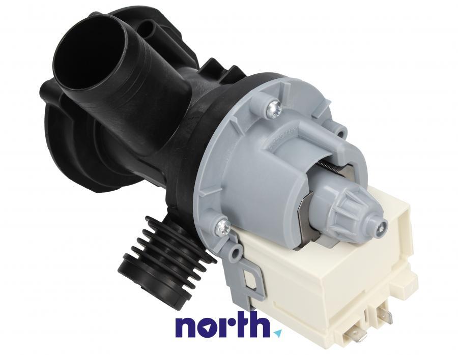 Pompa odpływowa kompletna (silnik + obudowa) do pralki Whirlpool 481010920893,1